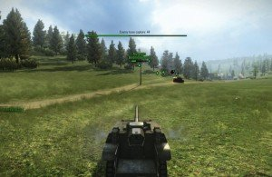 World Of Tanks 360 - Countryside