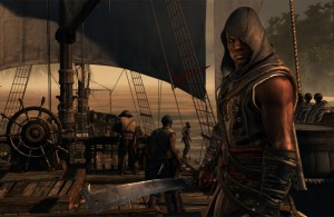 Assassins Creed IV Freedom Cry - Adewale Ship