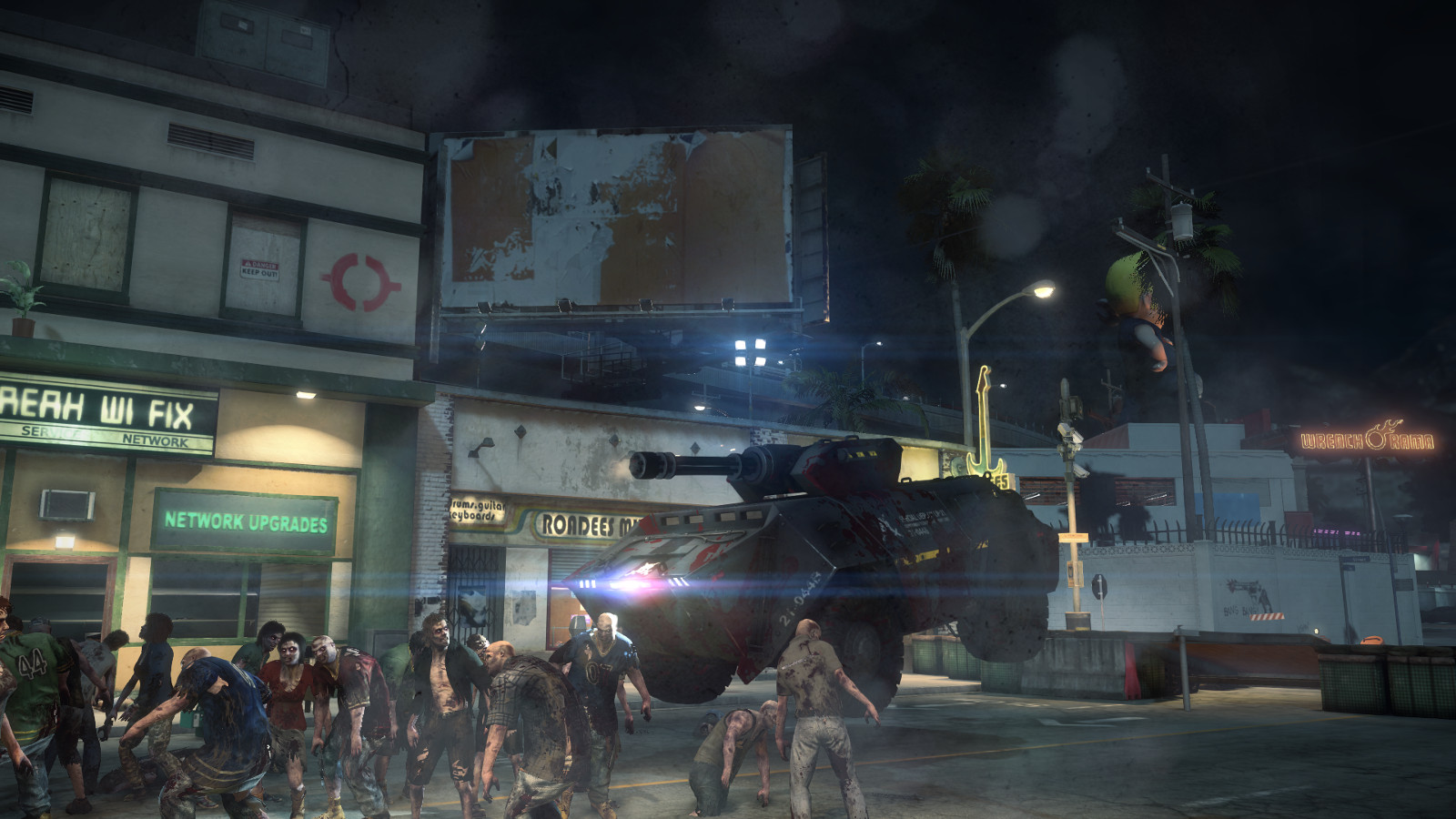 Does the 13GB Dead Rising 3 patch boost performance