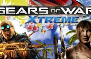 Gears of War Xtreme Beach Volleyball wide