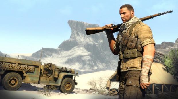 Sniper Elite III - Carl Fairburn