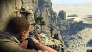 Sniper Elite III - Cliffside