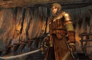 Dark Souls 2 - Character
