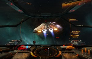 Elite Dangerous Cobra