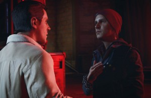 InFAMOUS Second Son - Delsin and Reggie