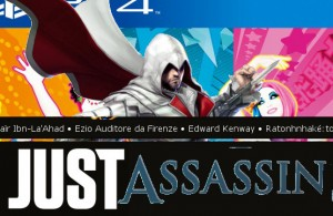 Just Assassins Header