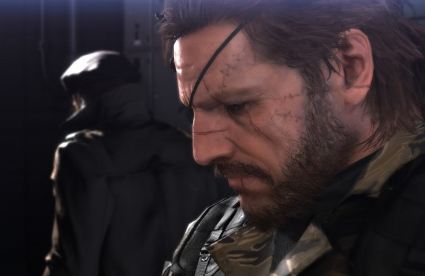 Metal Gear Solid V  - Snake Big Boss