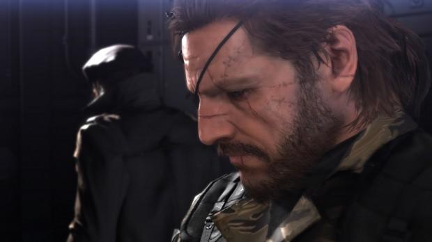 Metal Gear Solid V  - Snake Big Boss
