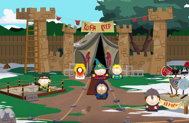 South Park Stick of Truth - Kupa Keep