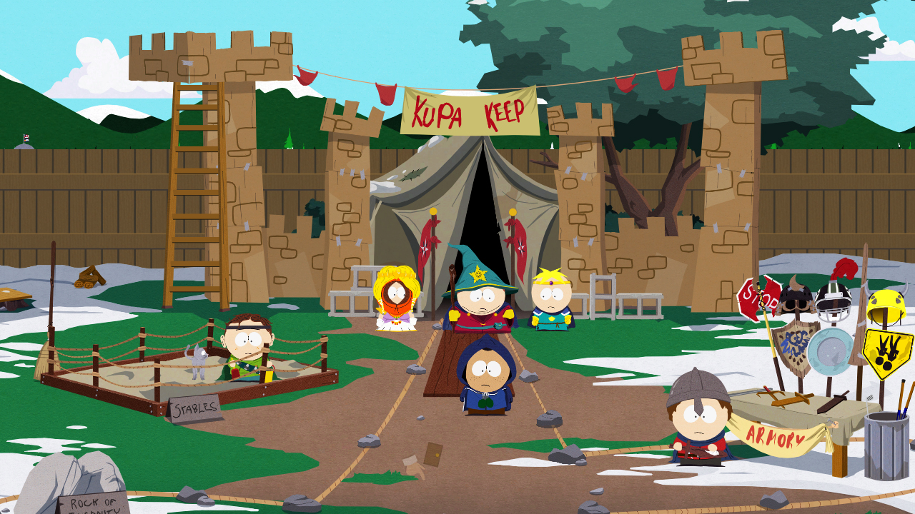 Sexual healing south park review