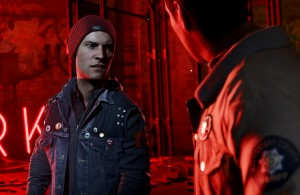 inFAMOUS Second Son-Delsin Reggie