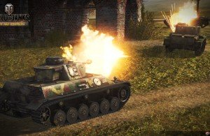 World Of Tanks 360 - Combat