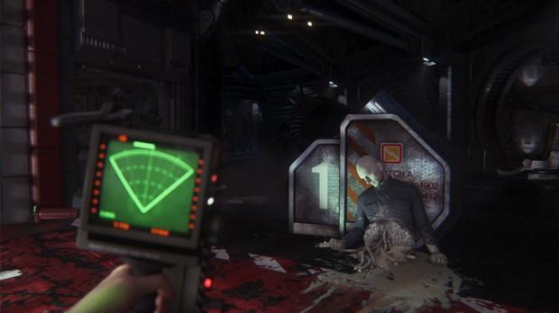Alien Isolation - Motion Tracker