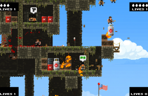 Broforce Teamwork
