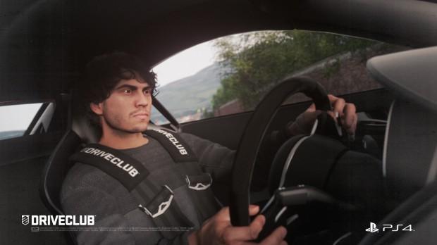 Driveclub Driver