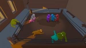 Gang Beasts Boxing Ring