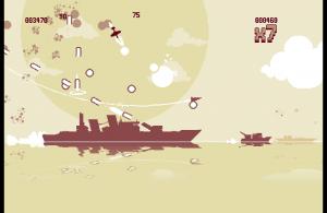 Luftrausers Battleship