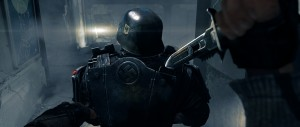 Wolfenstein New Order - Stealth Knife