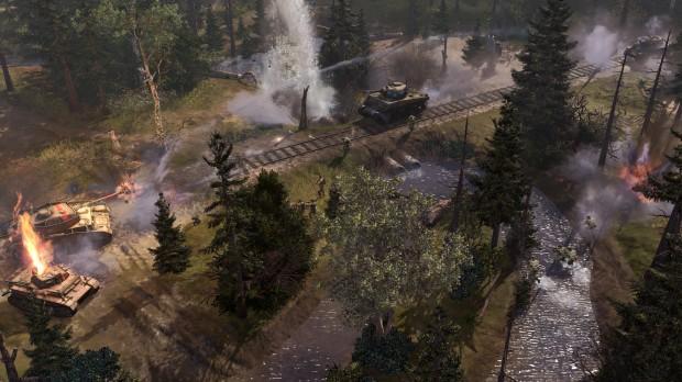 TWFA - Tank Battle