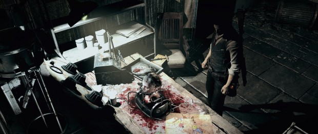 The Evil Within - Brain