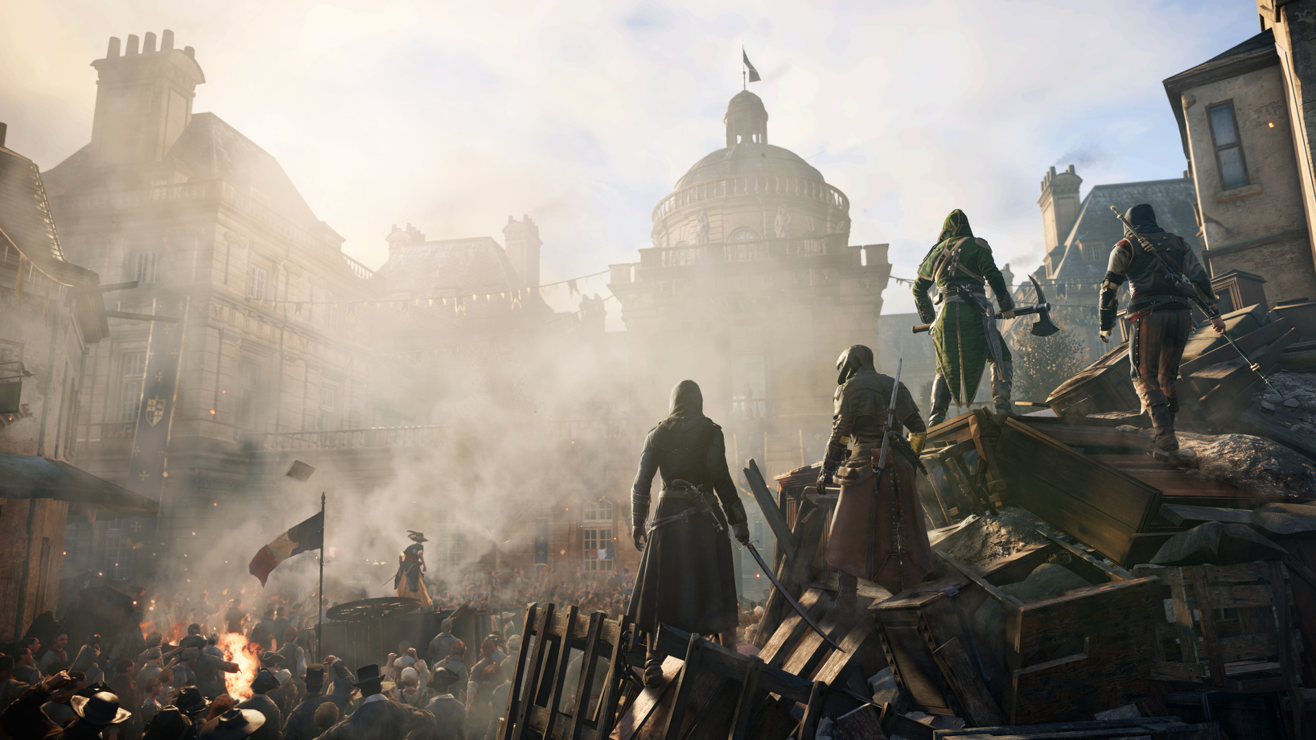 Assassin s Creed Unity Information