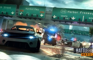 Battlefield Hardline - Traffic