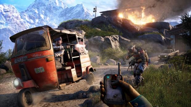 Far Cry 4 - Tuk-Tuk