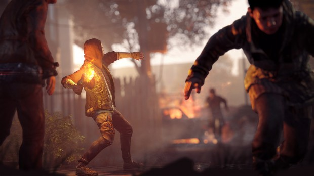 Homefront The Revolution - Molotov Thrower