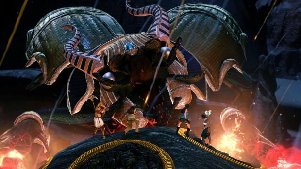 Lara Croft Temple Osiris Khepri Boss