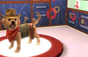 PS Vita Pets - Labrador cowboy
