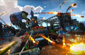 Sunset Overdrive - Amusement Park