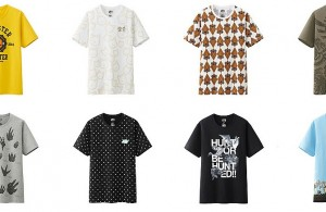 Uniqlo Monster Hunter T-Shirts 10th Anniversary