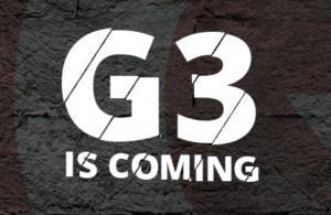 G3 Is Coming