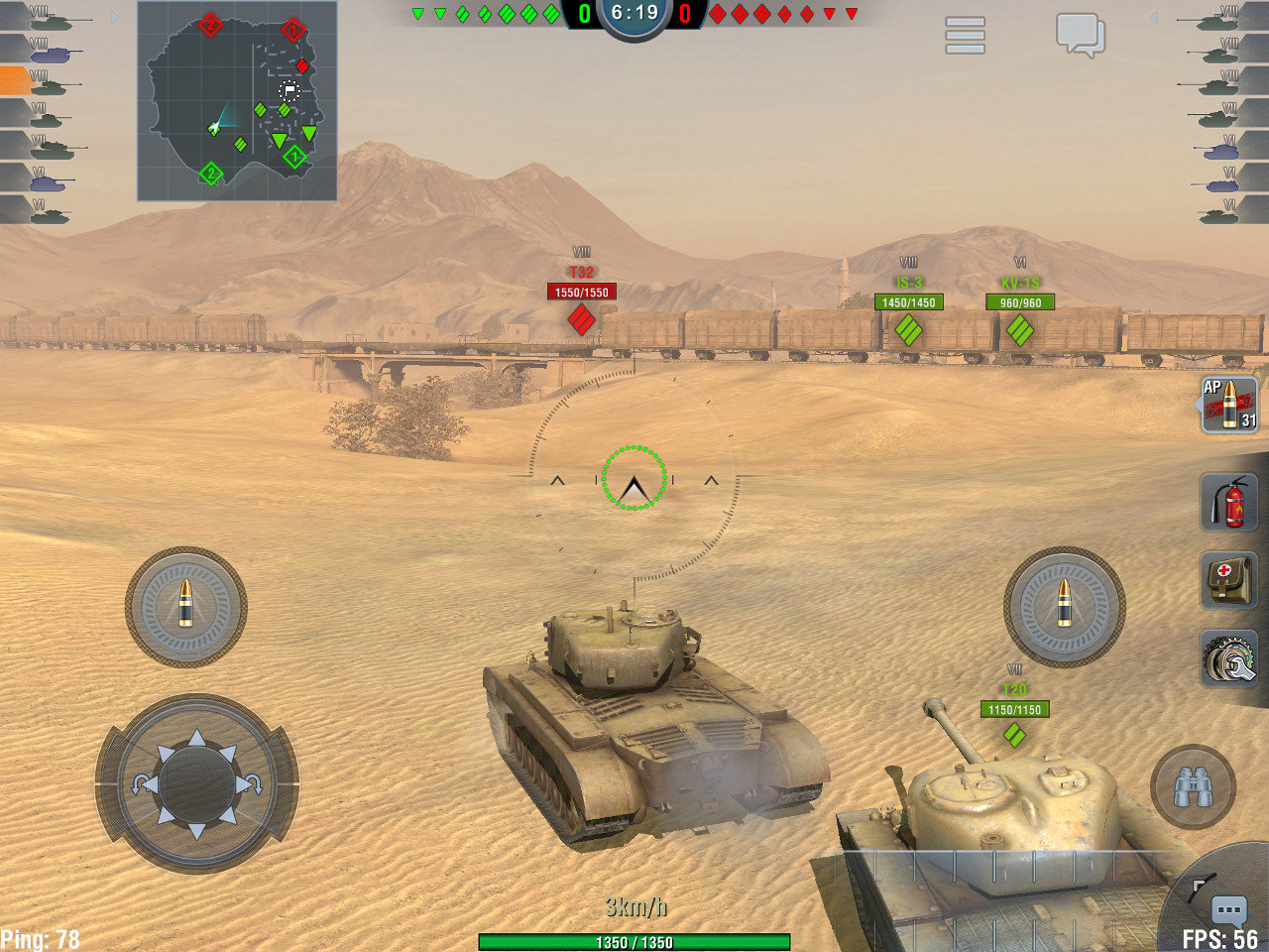 Играть в world of tanks mobile моды ios