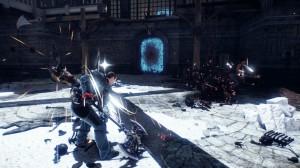 Shadowrealms - Warrior