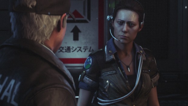 Alien Isolation - Characters