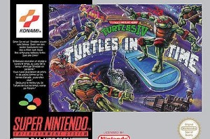A3-Retro-Reproduction-Game-Box-Art-Replica-Poster-PRINT-TMNT-Turtles-in-Time-190815636508