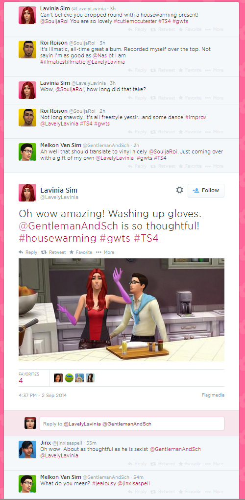 Gone with the Sims? – The Average Gamer