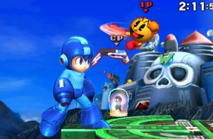 Super Smash Bros 3DS - MegaMan