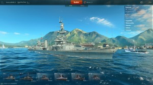 World Of Warships - Dock