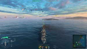 WorldOfWarships_ShootingAircraft