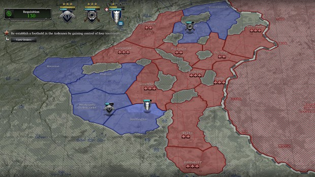 COH2AA - Meta Map