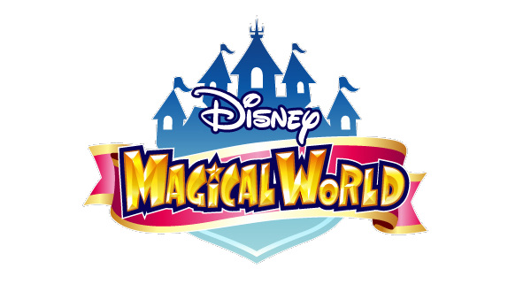 Disney Magical World logo