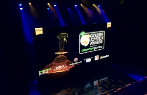 Golden Joysticks 2014