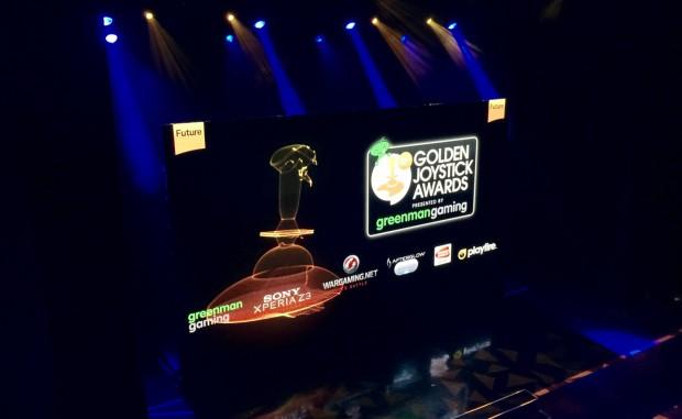 Golden Joysticks 2014