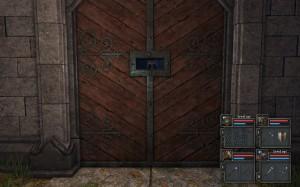 Legend of Grimrock 2 - Door