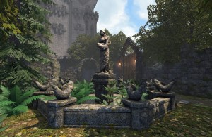 Legend of Grimrock 2 - Fountain