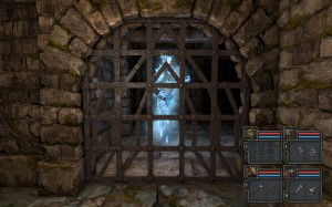 Legend of Grimrock 2 - Portcullis