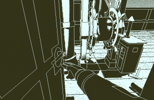 Return of the Obra Dinn - Dev Build Hand