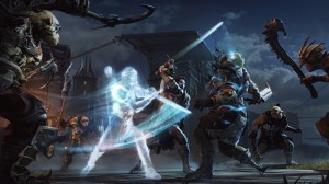 Shadow of Mordor - Talion Wraith Combat